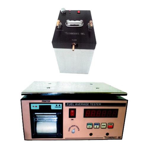 Digital Printer Fuel Average Tester