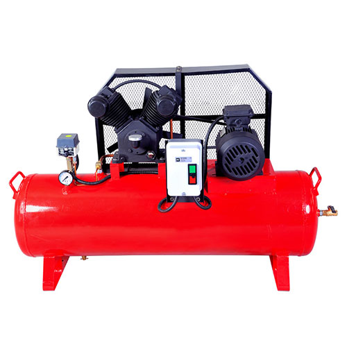 Heavy Duty Reciprocating Air Compressor