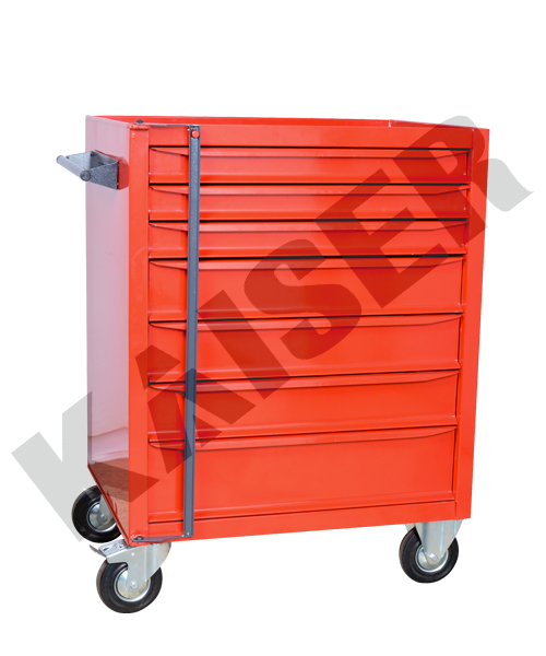 Seven Drawer Roll Cab