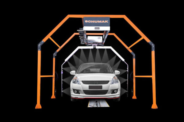 Touchless Car Wash System
