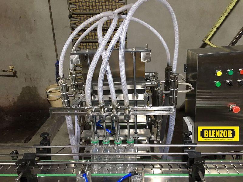 Liquor Filling Machine