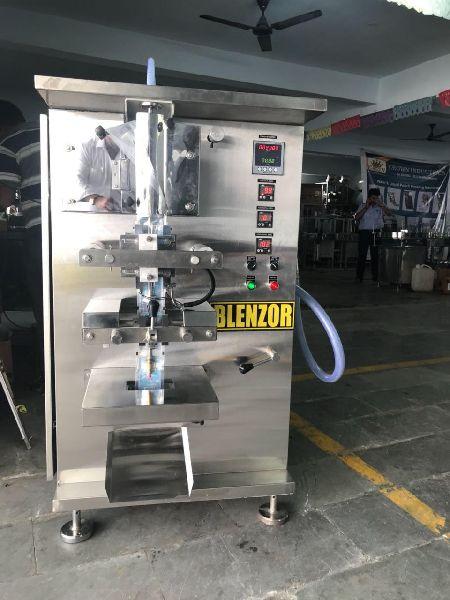 Liquor Sachet Packing Machine