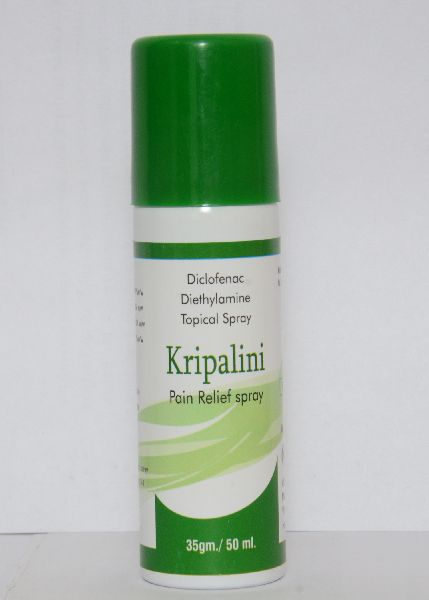 35gm Kripalini Pain Reliever Spray
