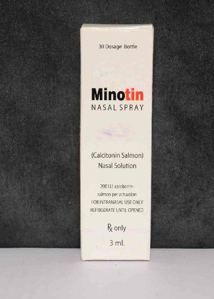 Minotin Nasal Spray