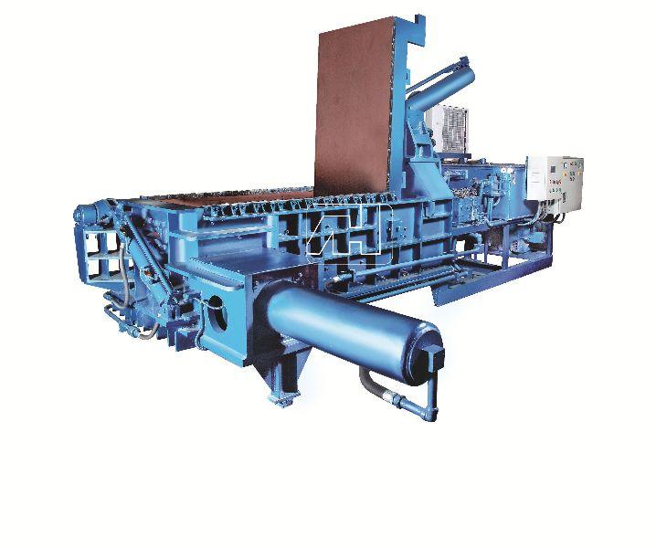 Triple Compression Automatic Baler