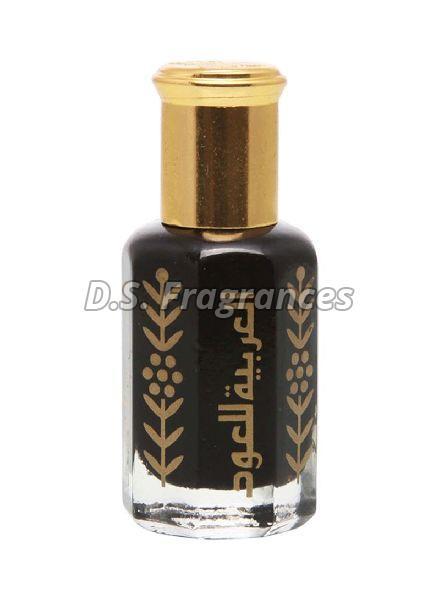 Black Oudh Attar