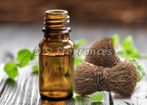 Brown Vetiver Oil