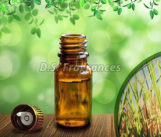 Green Vetiver Oil