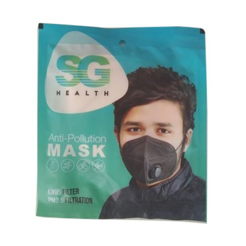 SG Health Anti Pollution Mask