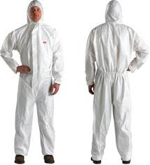 3M 4510 Protective Disposable Coverall