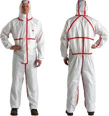 3M 4565 Protective Disposable Coverall