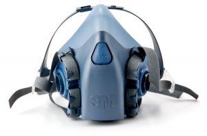 3M 7502 Half Facepiece Reusable Respirator