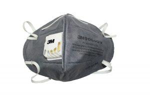 3M 9004GV Particulate Respirator Mask