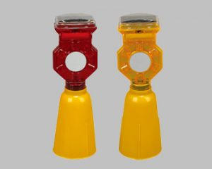 AB-SU150C Solar Traffic Warning Lamps