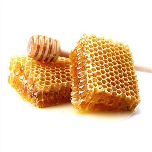 Natural Honeycomb Honey