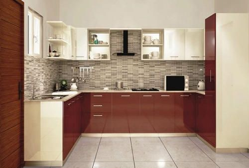 Residential Modular Kitchen Designing Services