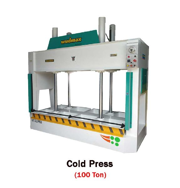 100 Ton Cold Press