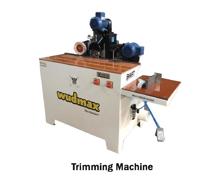 Edge Trimming Machine