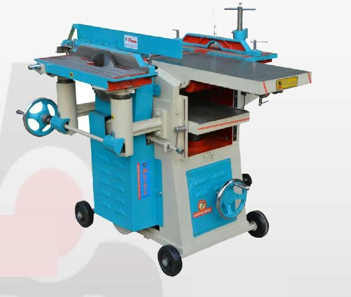 Jack Type Multipurpose Thickness Planner Machine