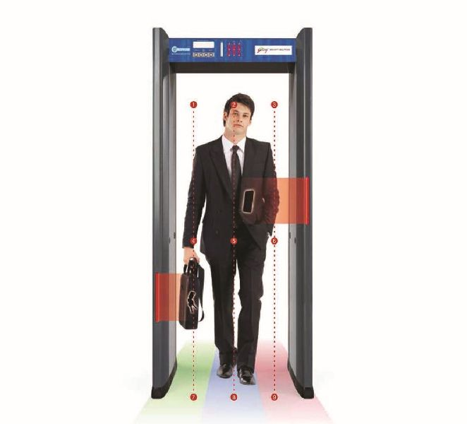 Metal Detector Door Frame