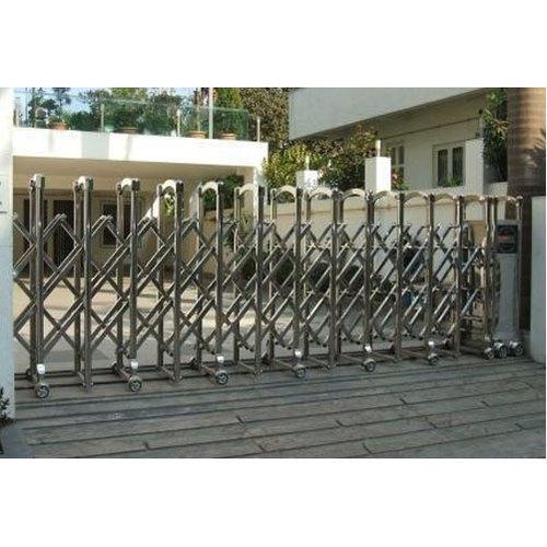 Retractable Gate