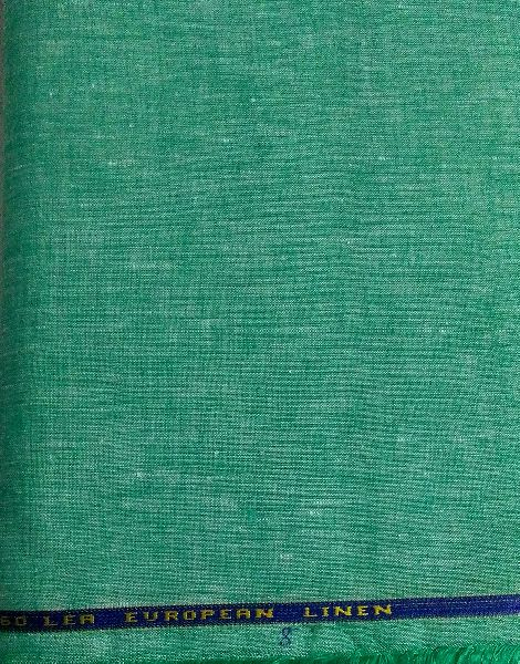 Brand NS Fabric100% Pure Natural Linen Lea 60*60 Shirting Fabric