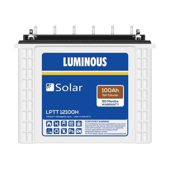 100 Ah-LPTT12100H Solar Battery