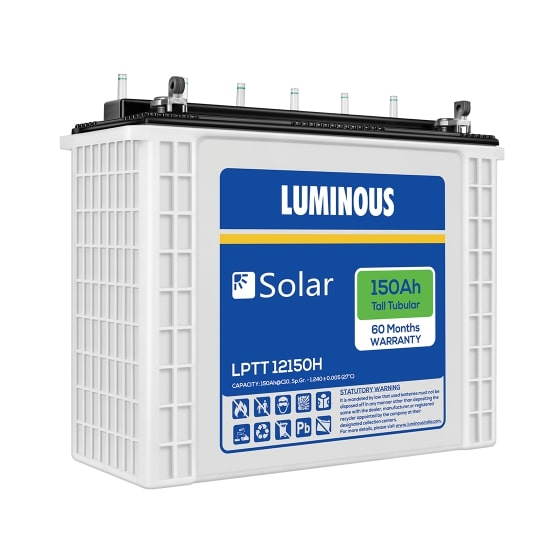 150 Ah- LPTT12150H Solar Battery