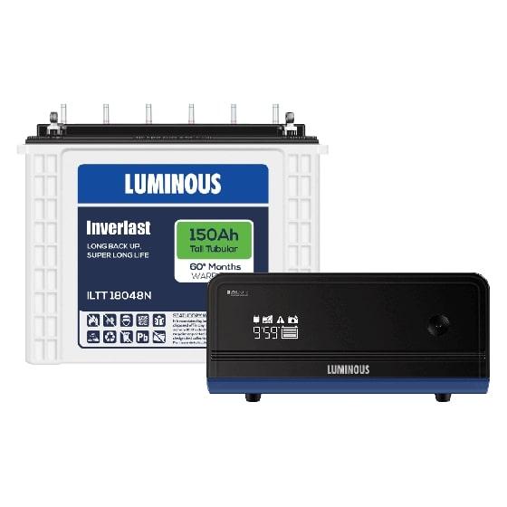 900VA Zelio+ 1100 & 150 Ah ILTT18048N Home UPS & Batteries Combo Set
