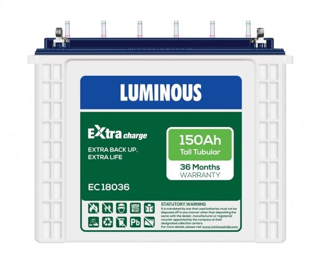 EC18036 Inverter Battery