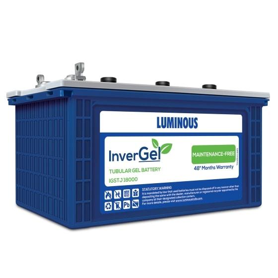 IGSTJ18000 Inverter Battery