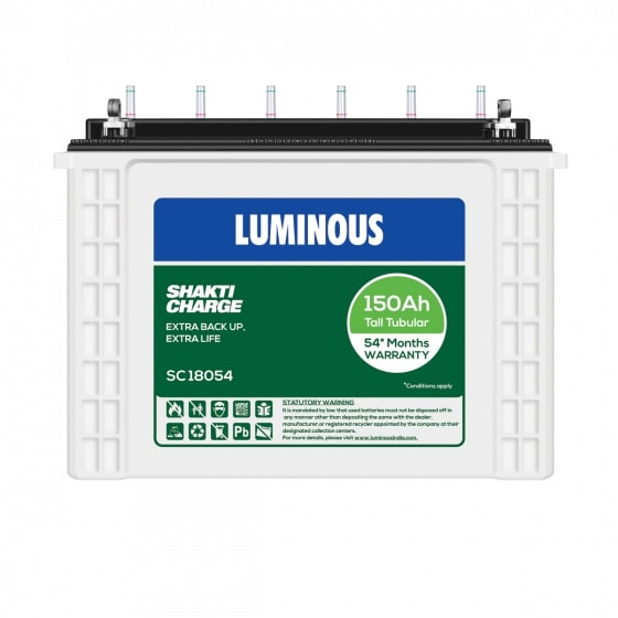 SC18054 Inverter Battery