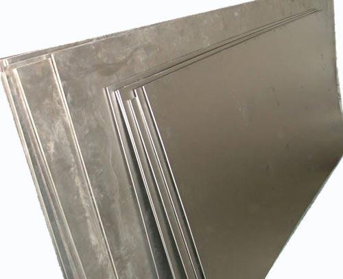 Grade 2 Titanium Sheets