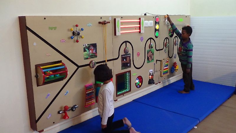 Sensory Learning Wall Panels