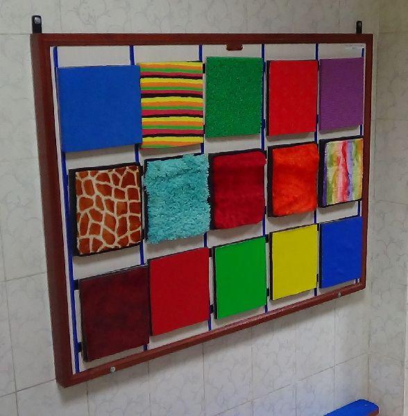 Textured Tactile Sensory Wall Panels