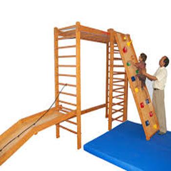 Wooden IMI-1887 Activity Fun Gym