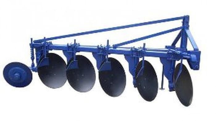 5 Disc Plough