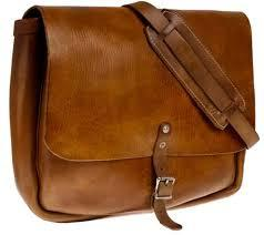 Postman Leather Bag