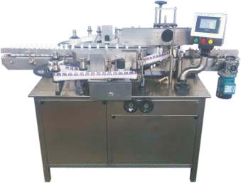Automatic Double Side Vertical Labeling Machine