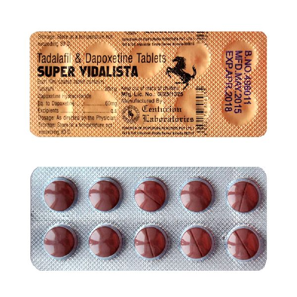 Super Vidalista Tablets