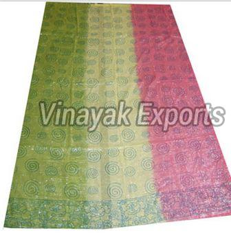 Colored Door Curtains