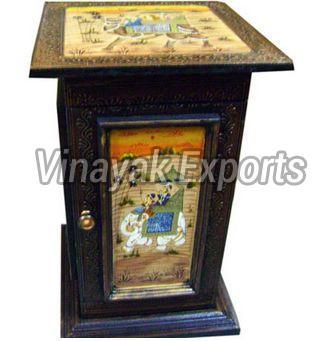 Handicraft Bedside Cabinet