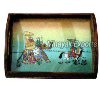 Handicraft Tray