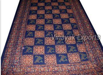 Naphthol Print Bed Covers