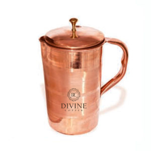 Luxury Copper Jug