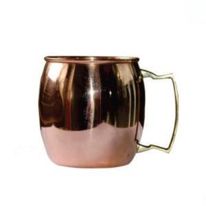 Plain Pure Copper Mug