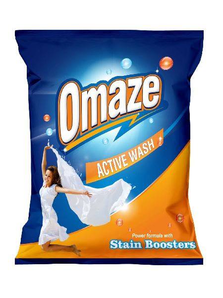 Omaze Active Wash Detergent Powder