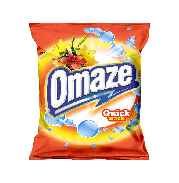 Omaze Quick Wash Detergent Powder