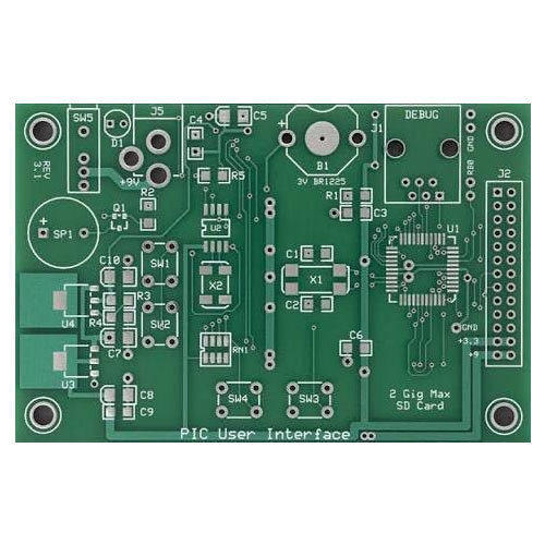 Pick & Place LED Printed Circuit Board