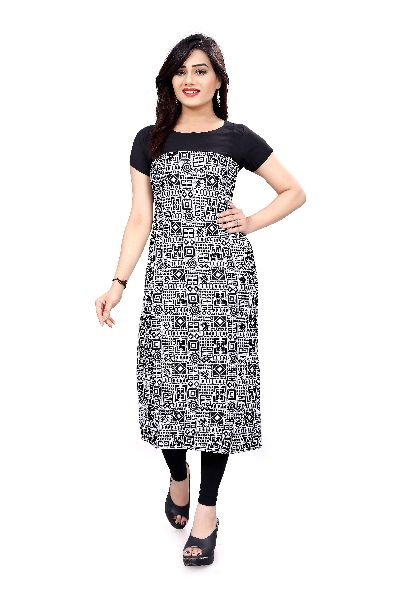 ETC VOL-50-55 Designer Printed Kurtis
